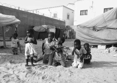 Ilusi¢n y esperanza en Mauritania