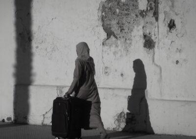 La maleta de Zahina